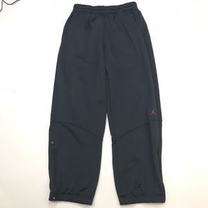 1b5c954e1bd8 Jordan Pants - Air Jordan Mens Warm Up Pants Black Size XXL